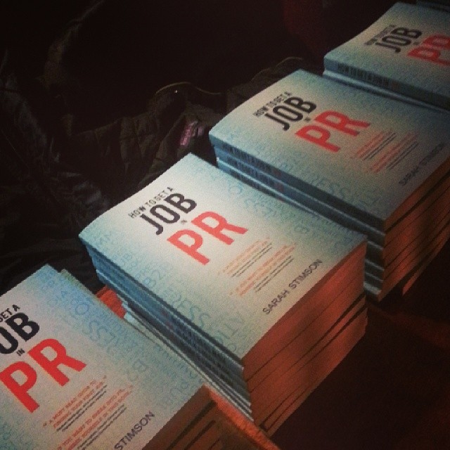 Book review How to Get a Job in PR \u2014 Stephen Waddington