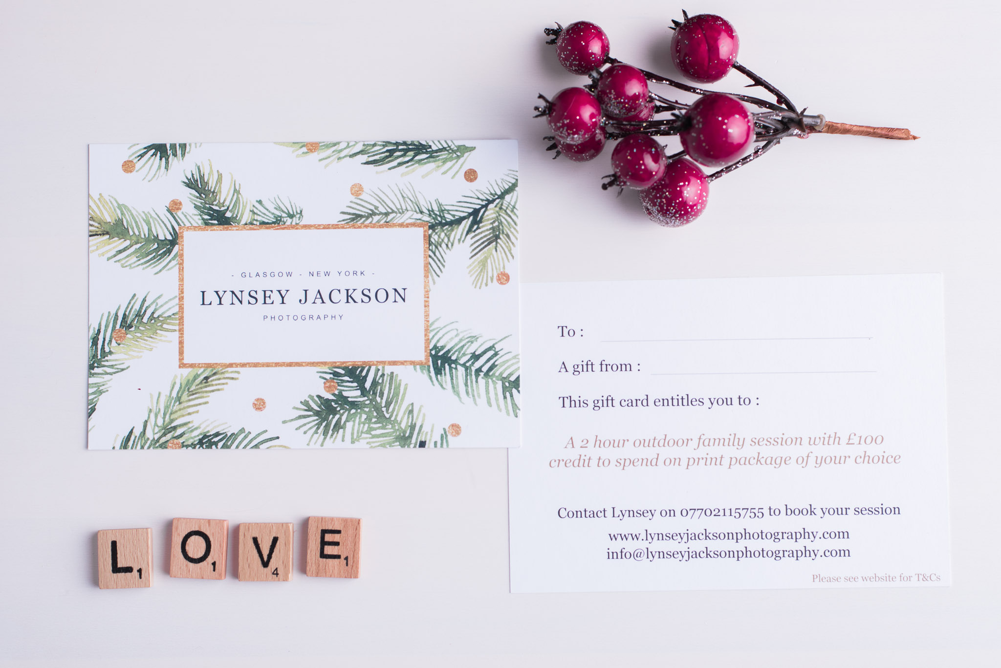 Lynsey Jackson Photography \u2014 Christmas gift voucher couples session