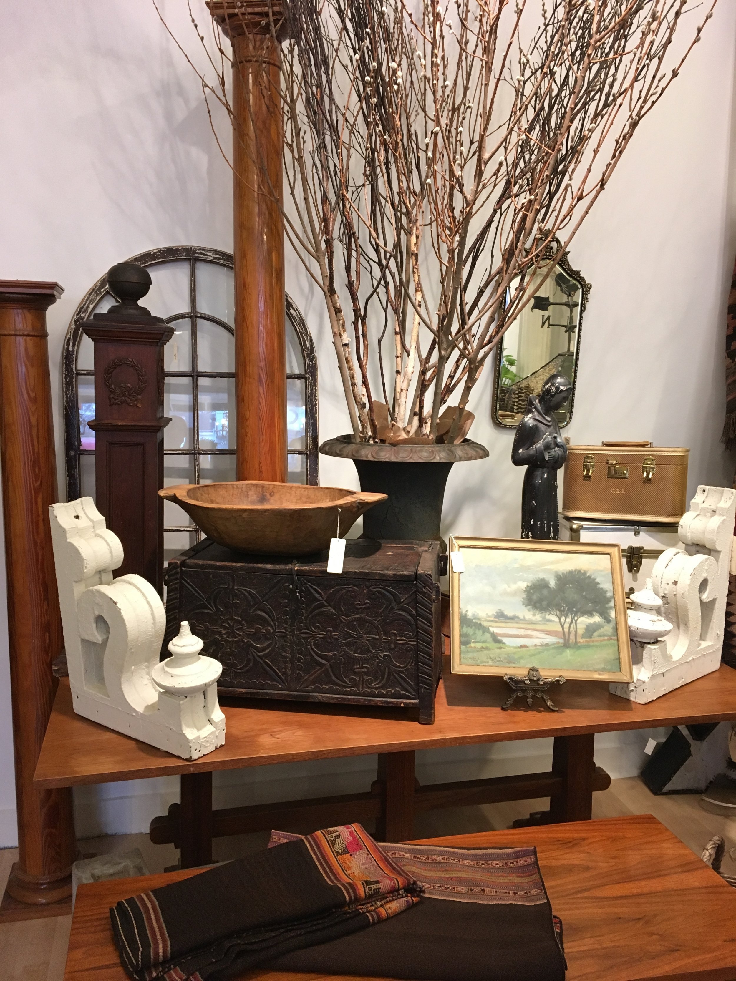 Glass Ware Loft Antiques