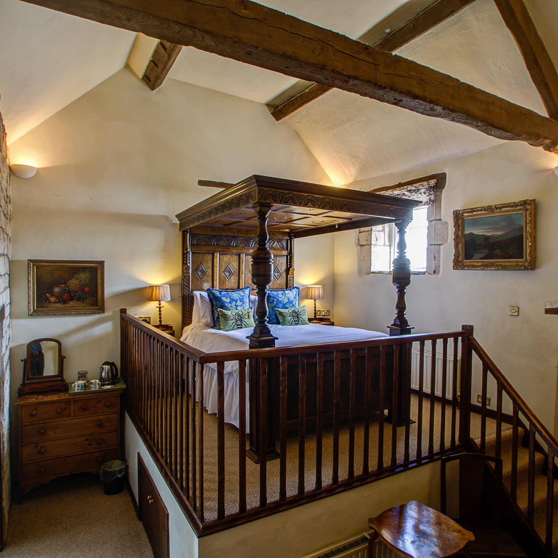 Moonraker Beds 05 Special Offer Bed Breakfast Sleeping Bear Hotels