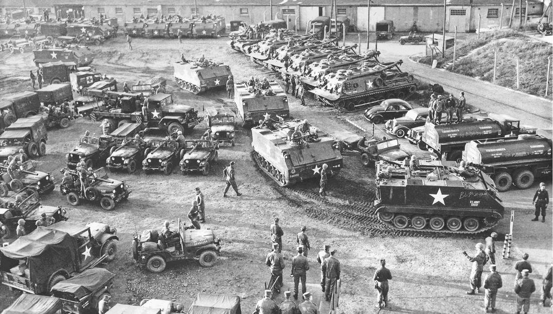 2ND ARMORED DIVISION HISTORY \u2014 Hell On Wheels - AMPS