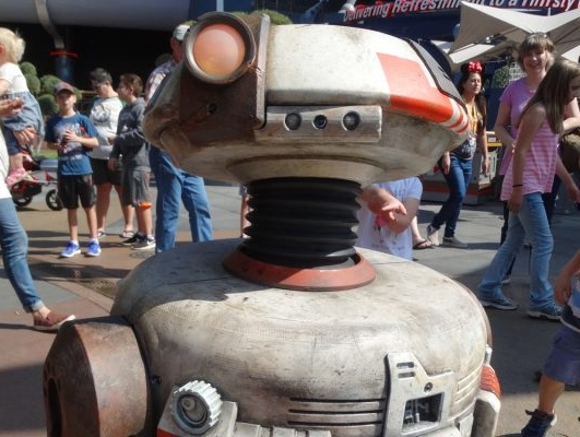 Disney Imagineering \u2014 Nick Peterson - Electro-Mechanical Engineer
