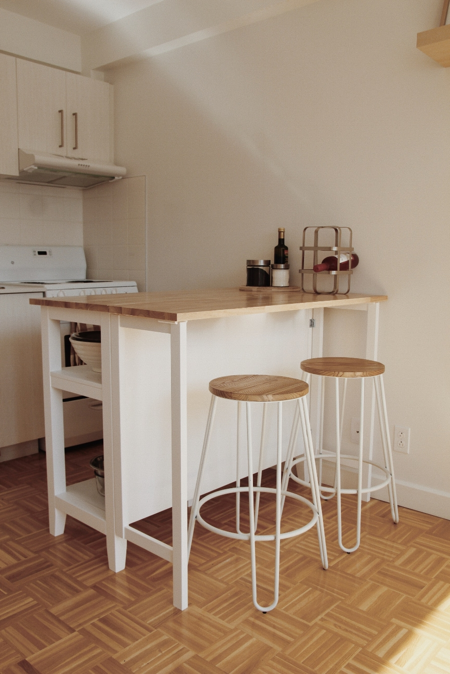 Structube Stools A Look Inside My New Apartment By Victoria Lauren Olive Iris