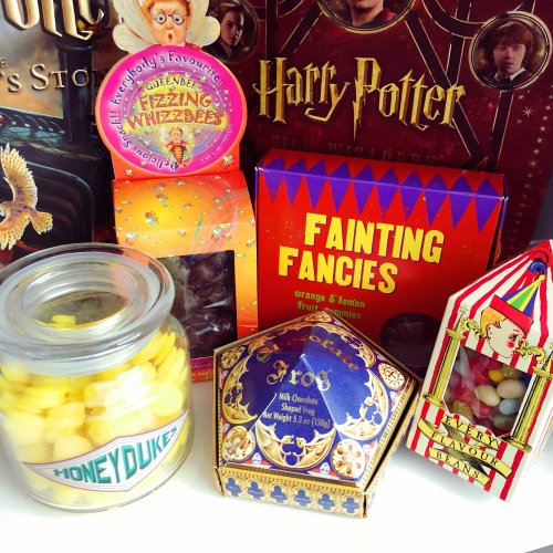 Medium Crop Of Harry Potter Candy