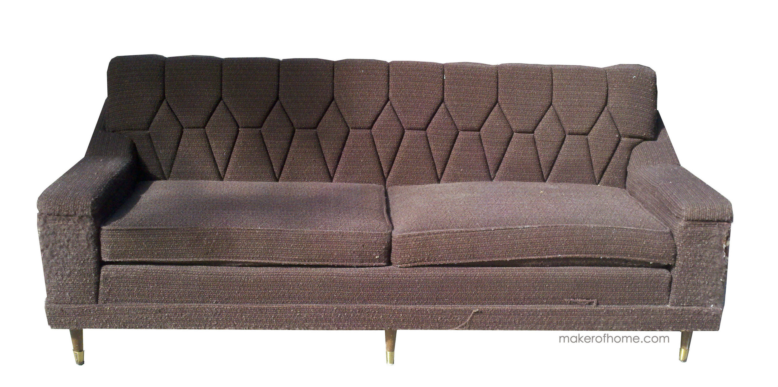 Couch Gross Ewwww Gross Yes I Ll Take It 1965 Couch Maker Of Home