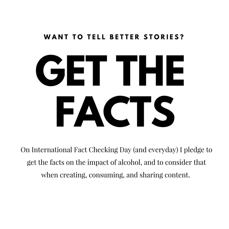 Check Yourself Before You \u2014 Tell Better Stories