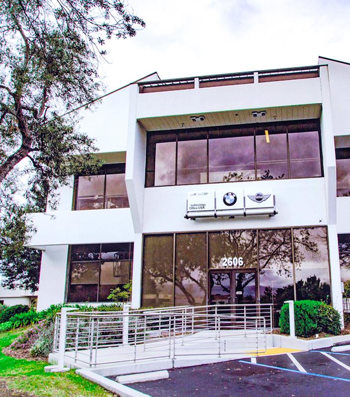 Offices \u2014 BMW i Ventures