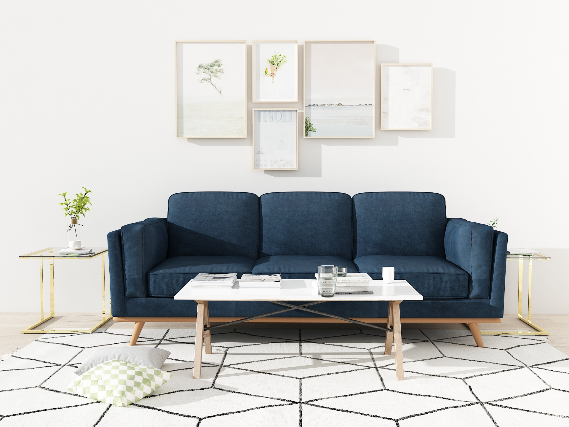 Divani Living Home Vg2t0892grey In By Vig Furniture In La Mirada