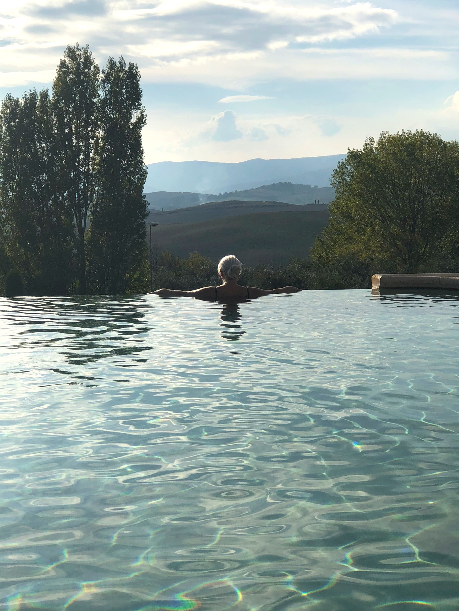 Our Spa Getaway To Fonteverde In Tuscany With Italian Hospitality Collection Curated Travel