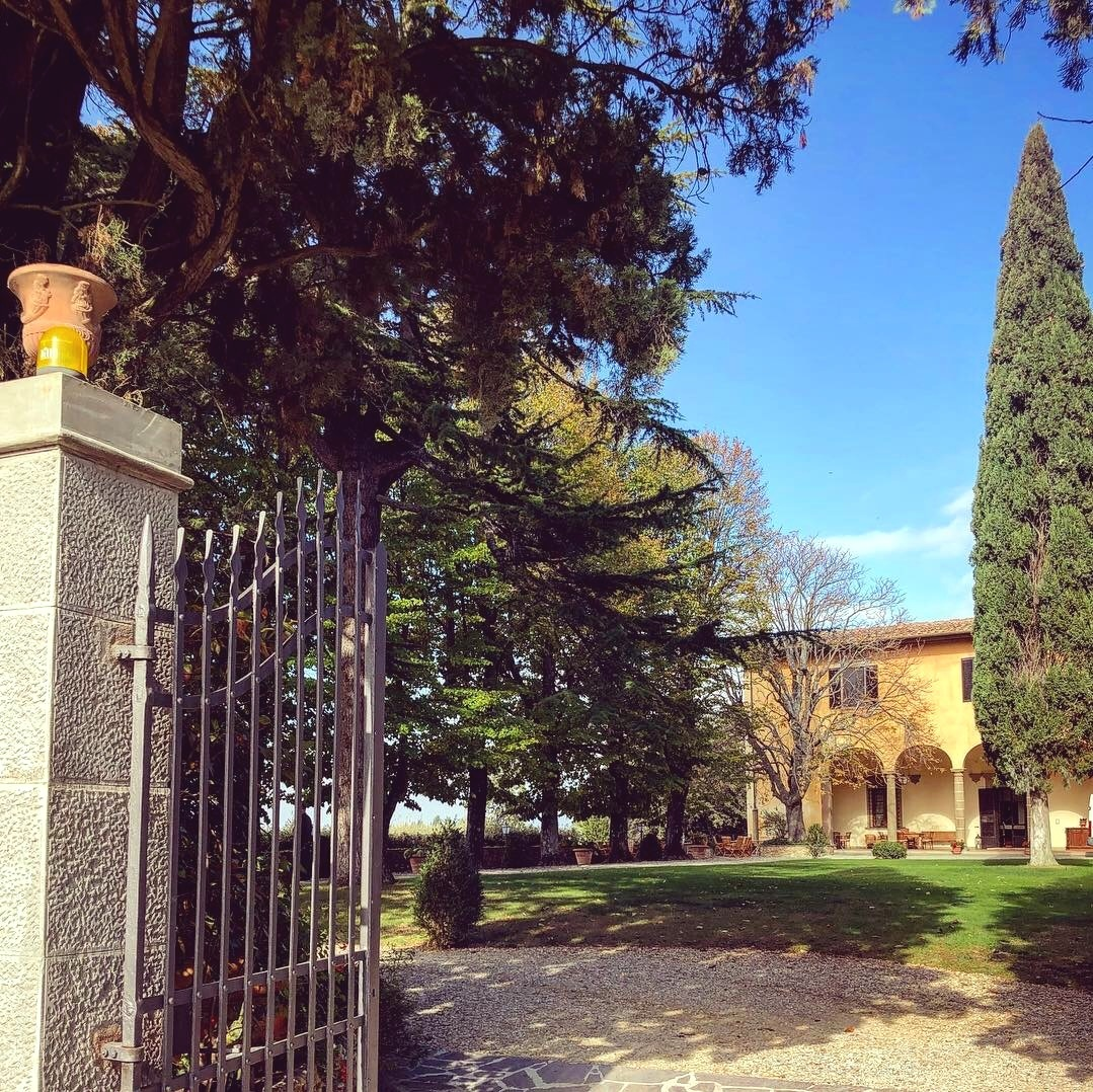 Villa Il Poggiale Tuscany A Walk Down Memory Lane At Villa Il Poggiale Curated Travel