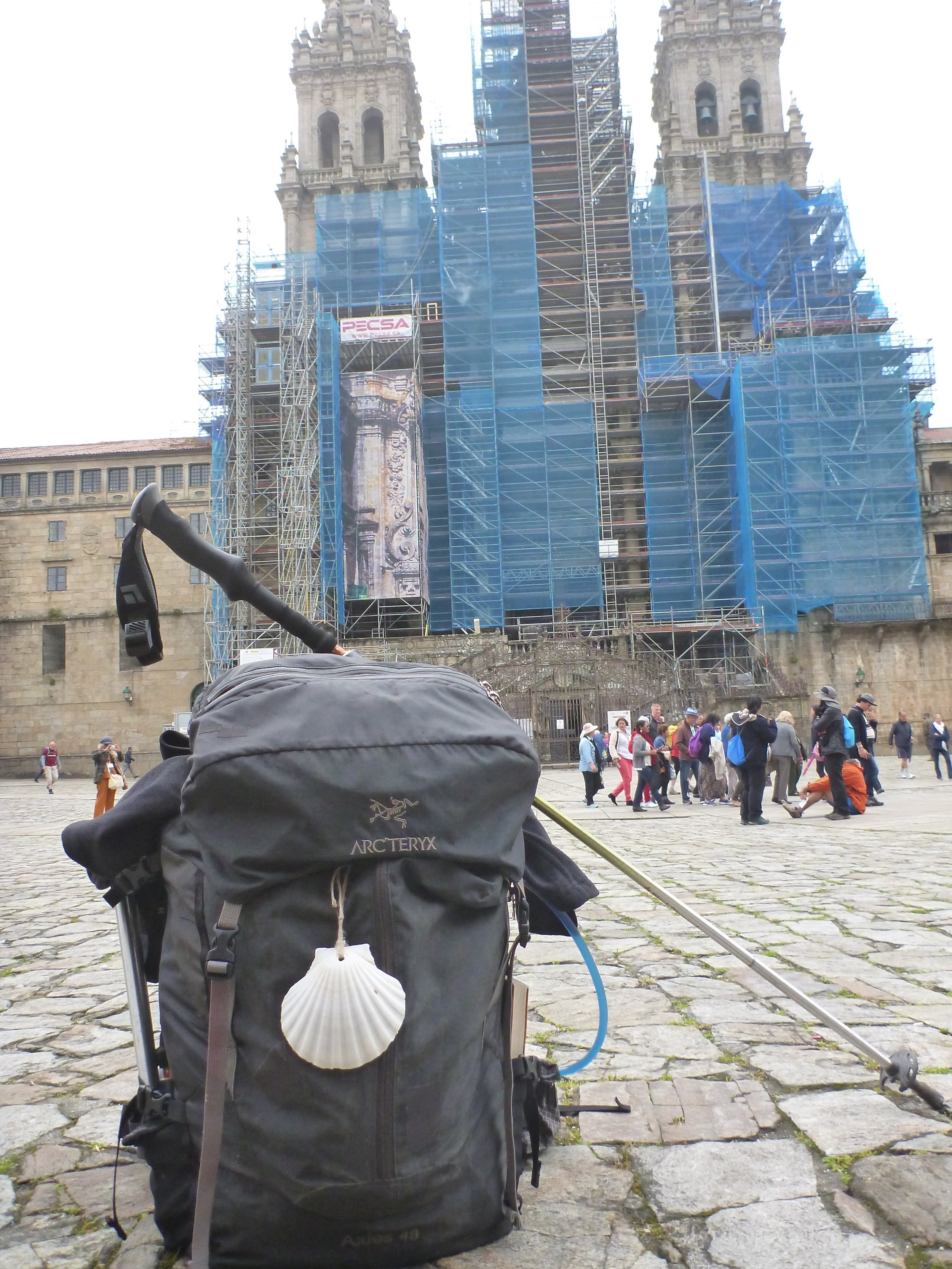 Camino Santiago Packing List El Camino De Santiago Gear List Where In The World Is Sara