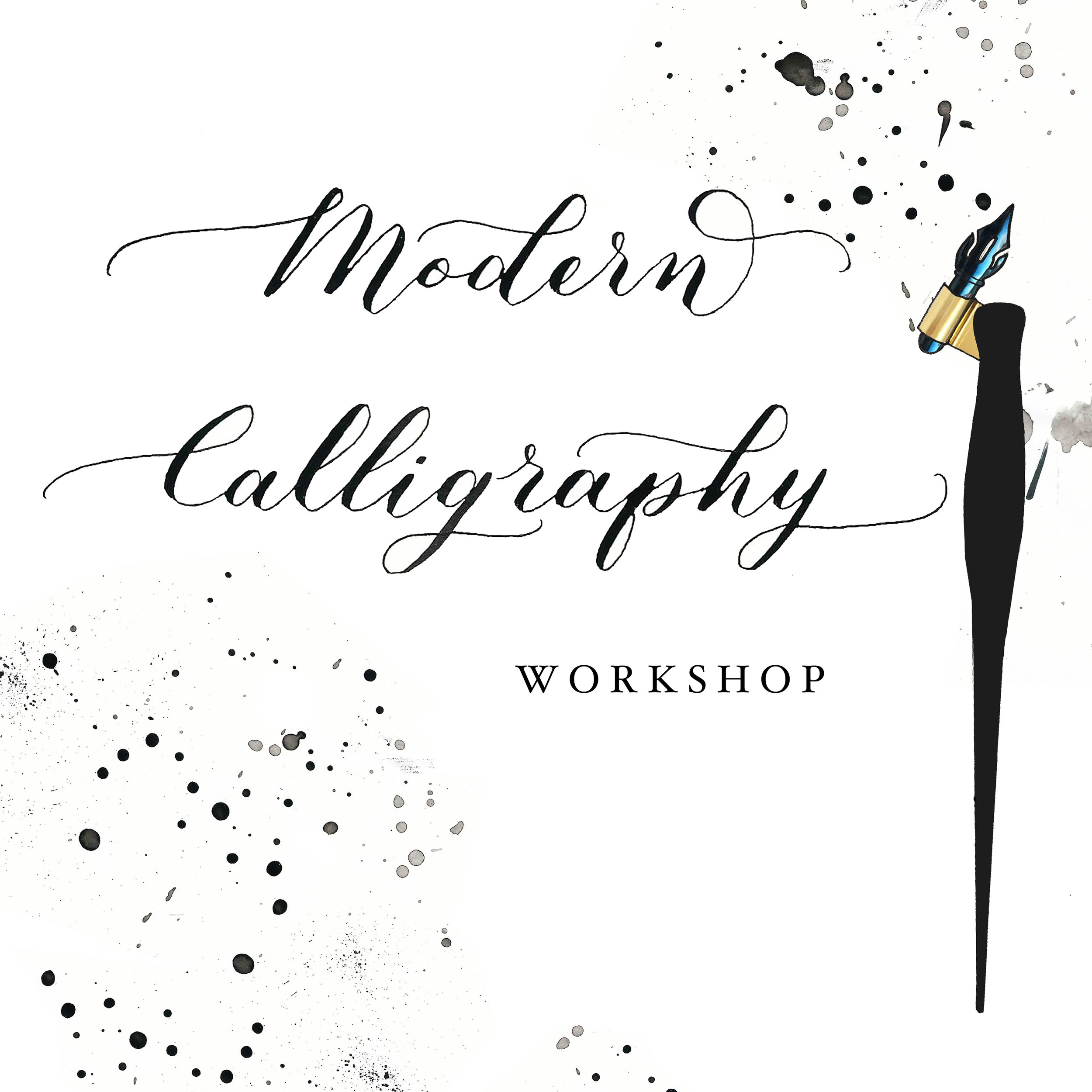Wedding Calligraphy A Guide To Beautiful Hand Lettering Workshops Danielle Lummis