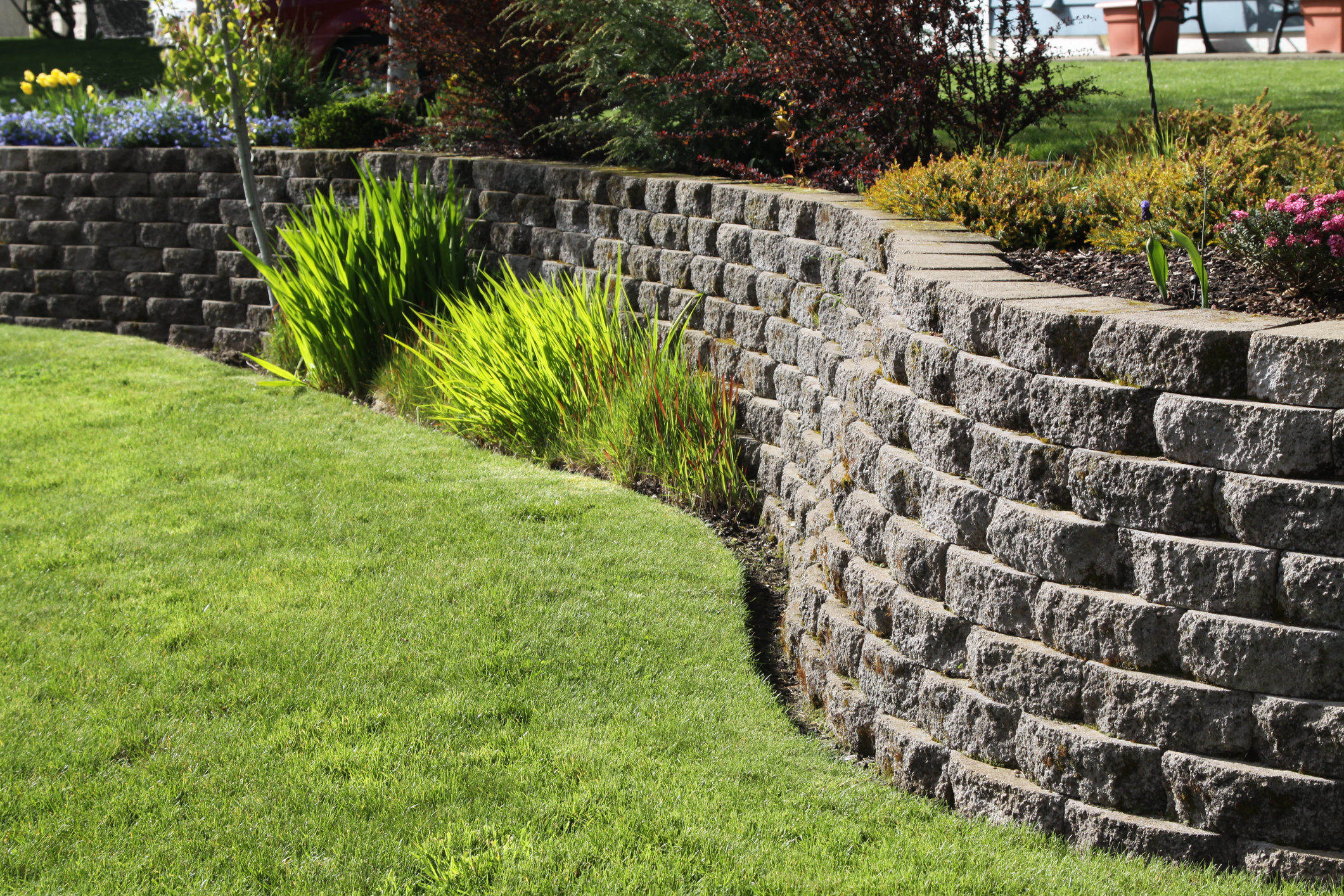 Landscaping Company Cornerstone Maintenance And Landscaping