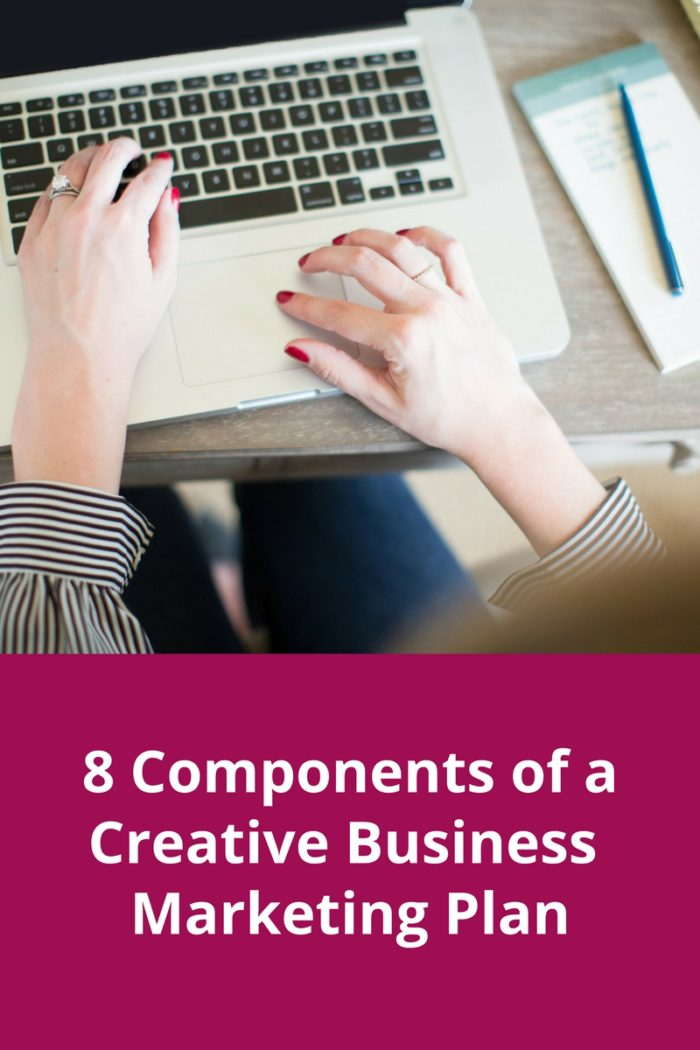 8 Components of a Marketing Plan \u2014 Society for Creative Founders - Components Marketing Plan