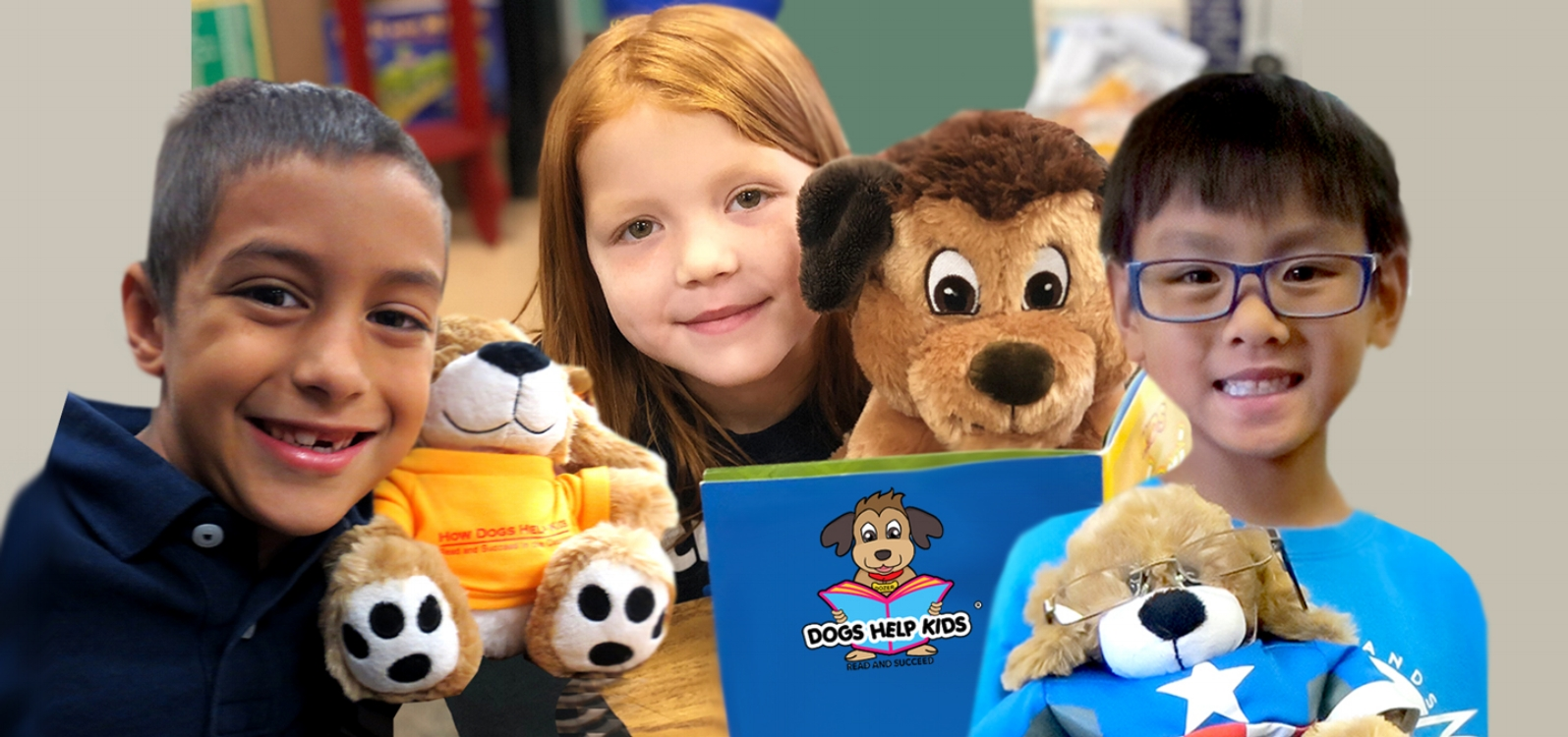 Help Kids Dogs Help Kids Read And Succeed
