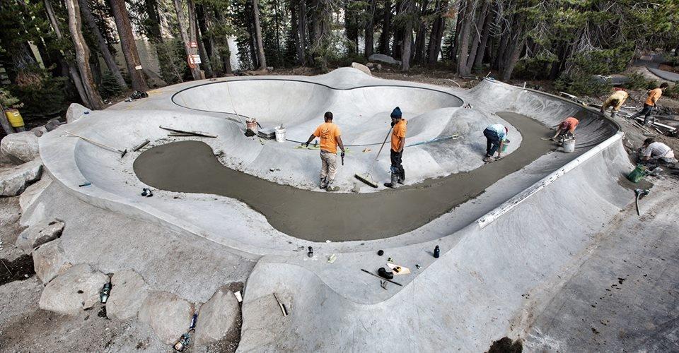 Evergreen Skateparks \u2014 Woodward Tahoe, California