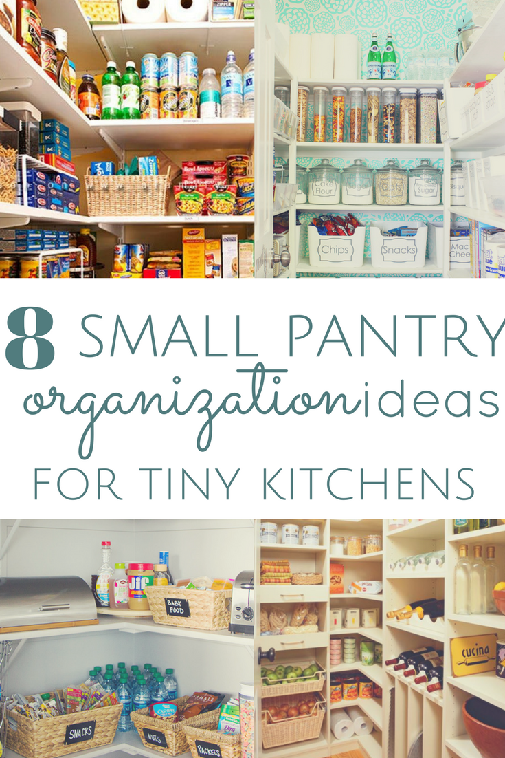 Pantry Organization 8 Pantry Organization Ideas For Kitchens With No Space Home Boss