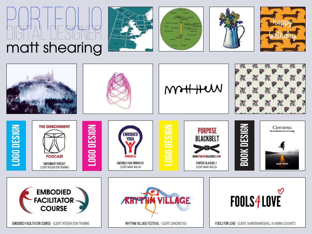 design portfolio \u2014 London Web Designer