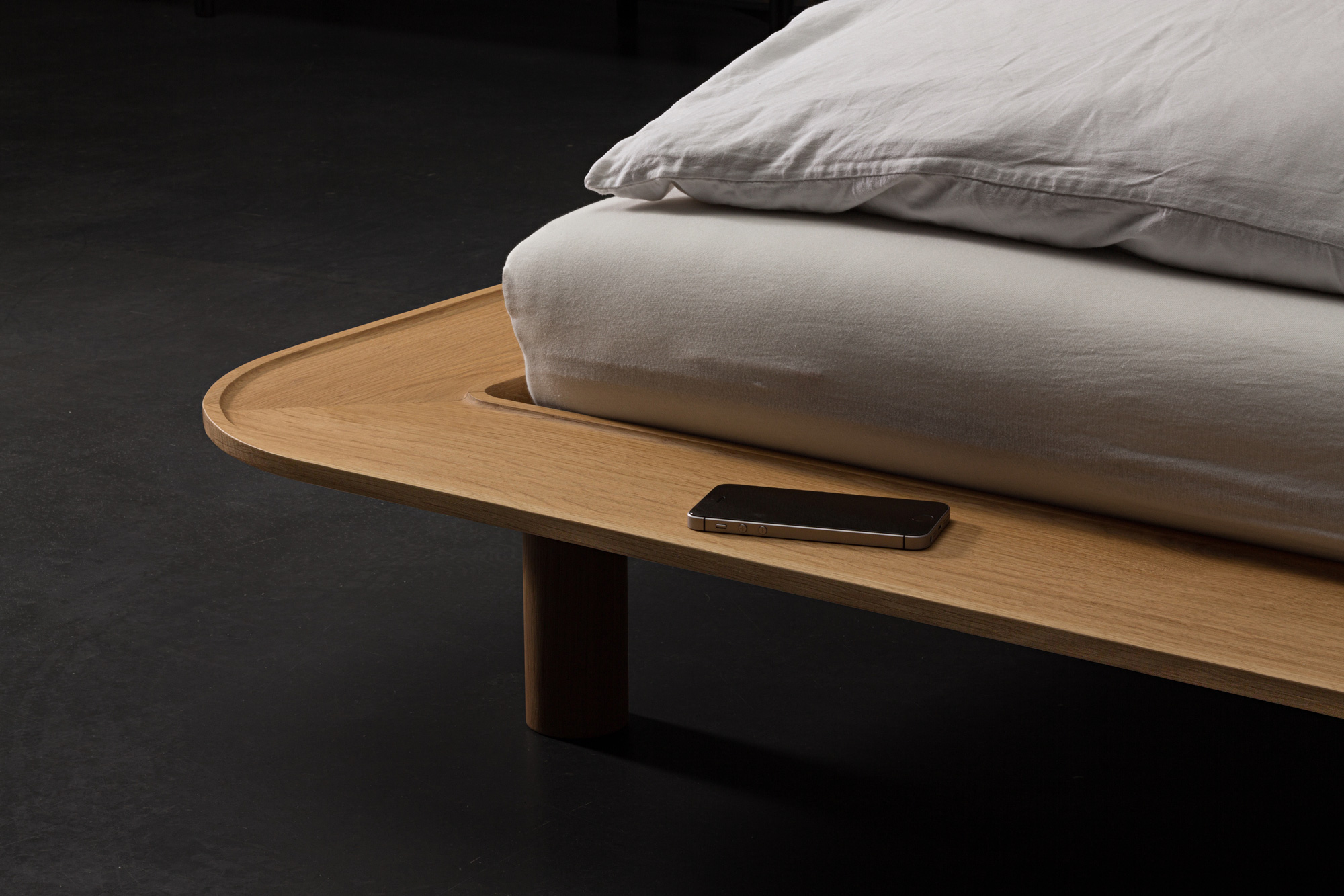Industrial Bett Furniture Product Egli Studio Industrial Design