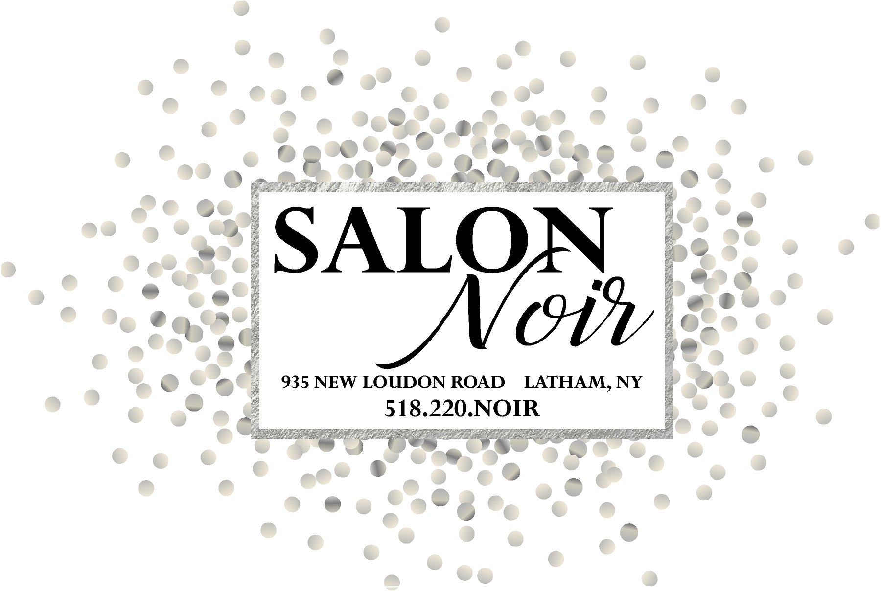 De Salon Noir Salon Noir