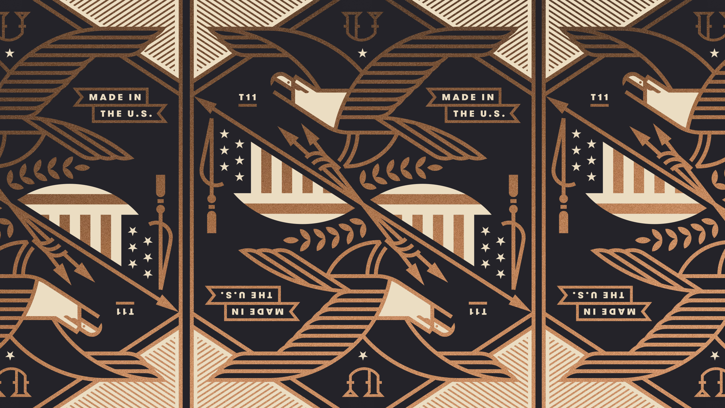 Union Playing Cards, Design  illustration \u2014 Jay Fletcher