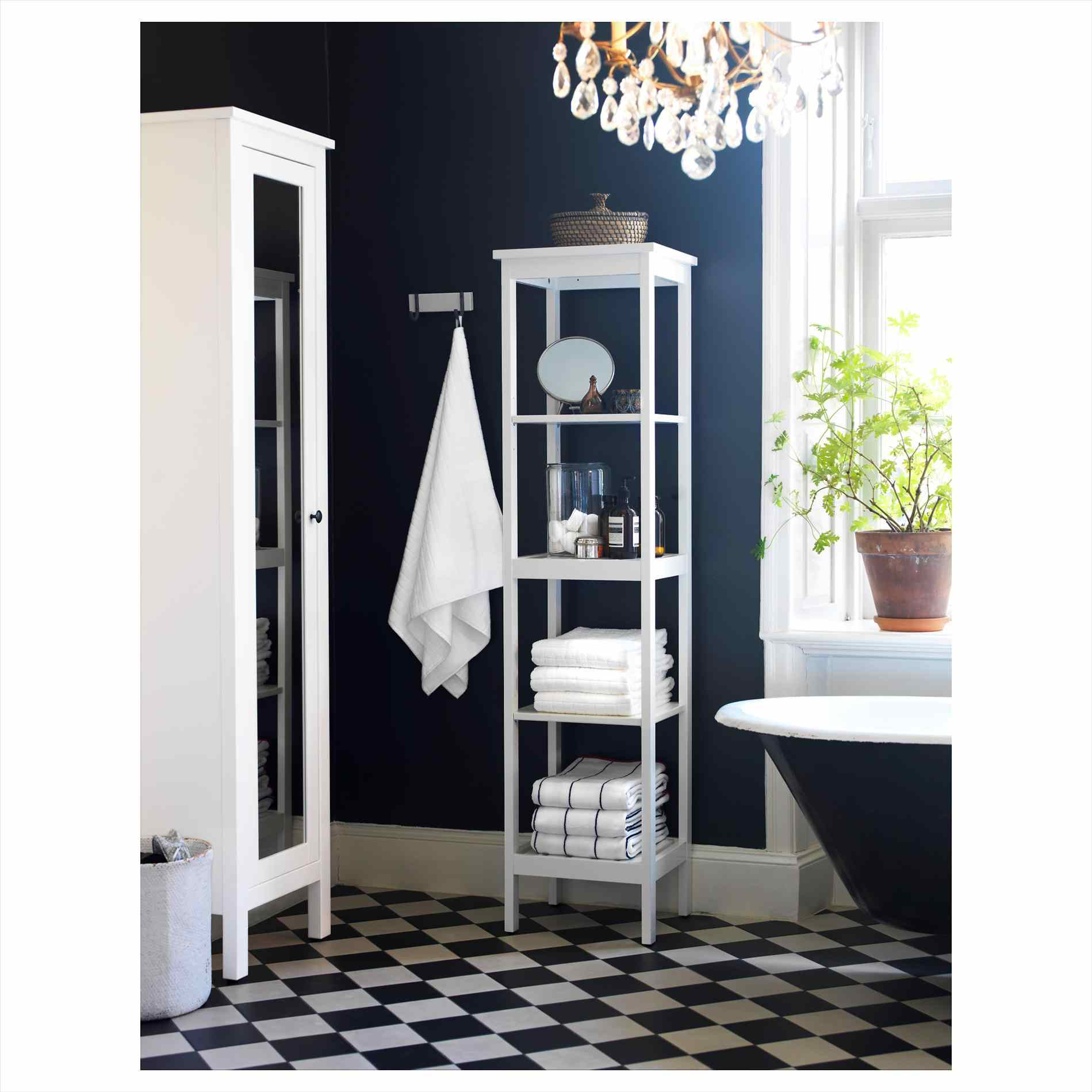 Ikea Vesken 7 Awesome Bathroom Storage Ideas Shop The Look Urban Sales