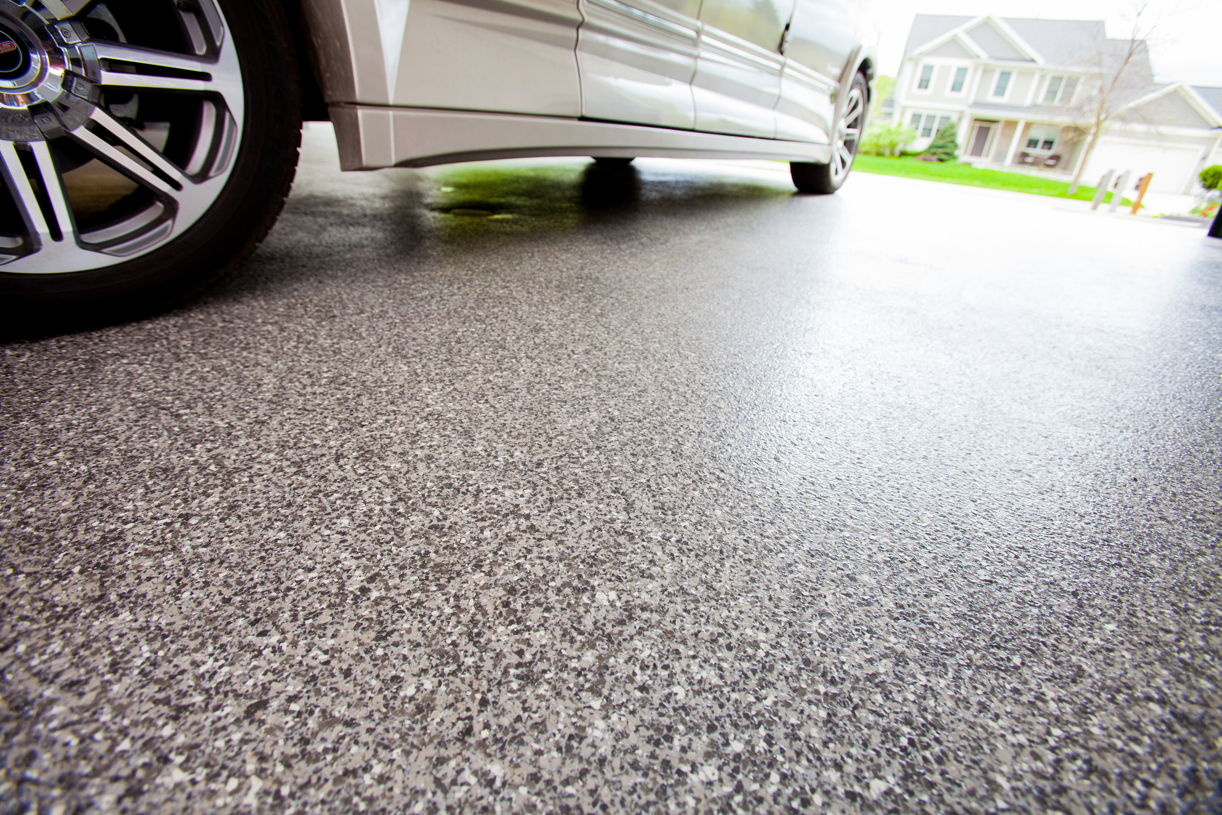 Garage Experts Of The Central Valley Commercial Concrete Coatings In Modesto Turlock