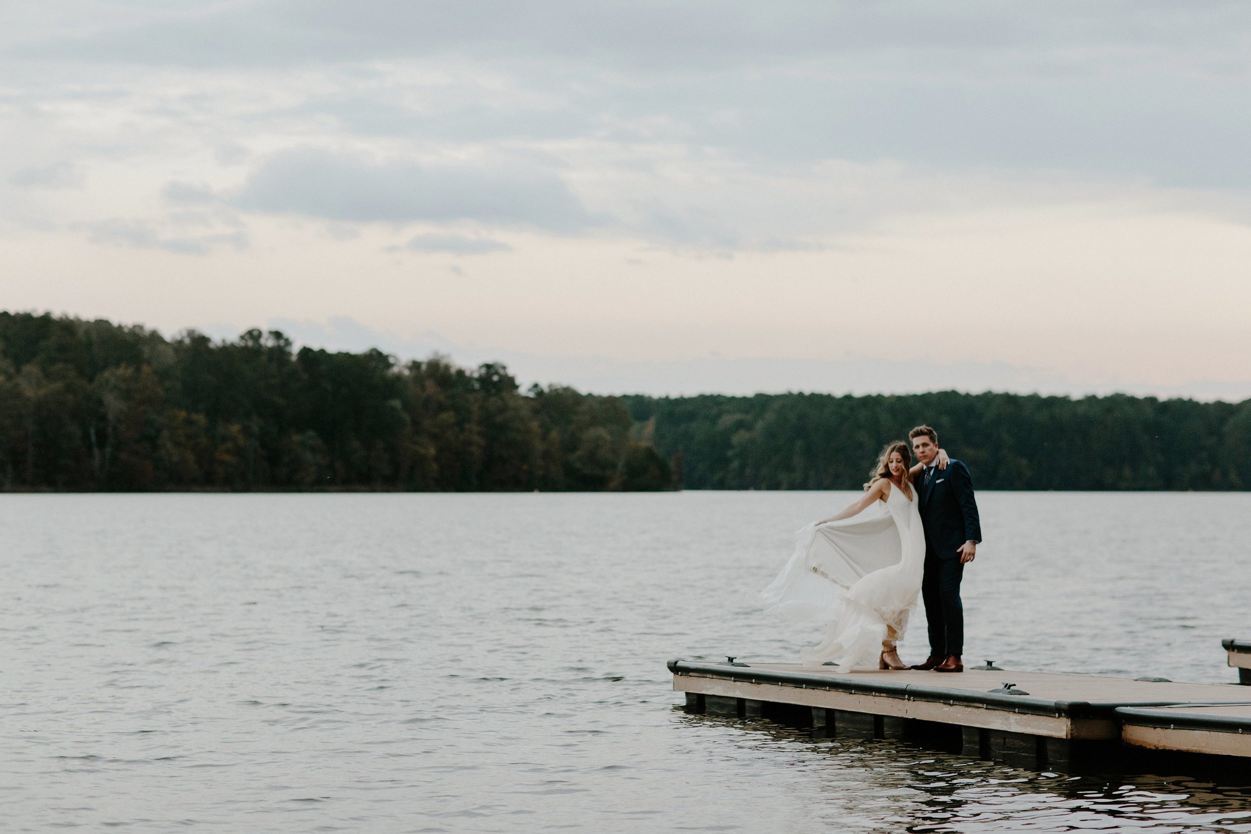 Lakeside Vows \u2014 Simply Charming Socials Atlanta Wedding Planner