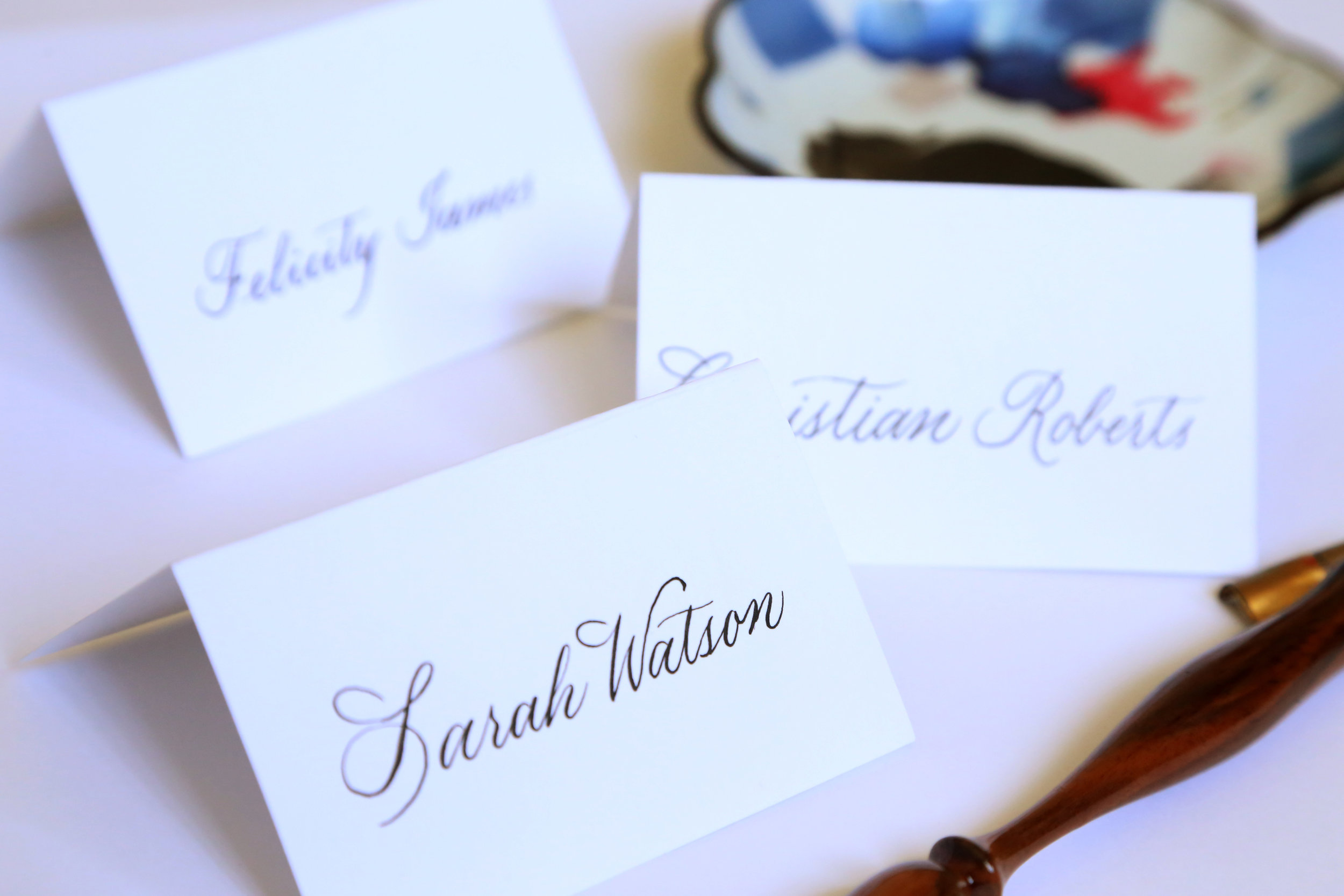 Place cards/Escort cards/Name card/Table place cards \u2014 Teresaling