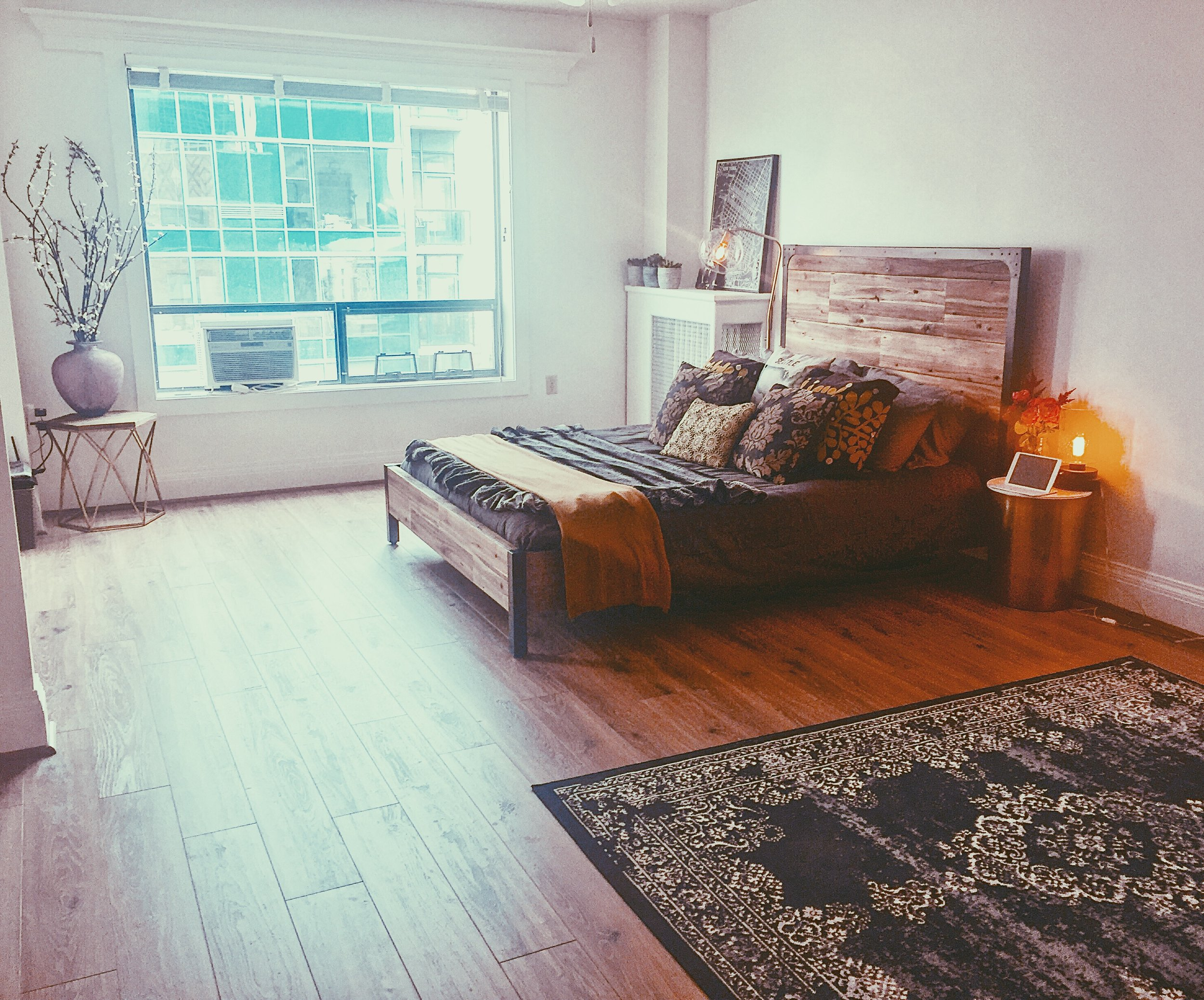 Studio Apartment Decor Before After My Studio Apartment In Downtown Seattle Moda Misfit