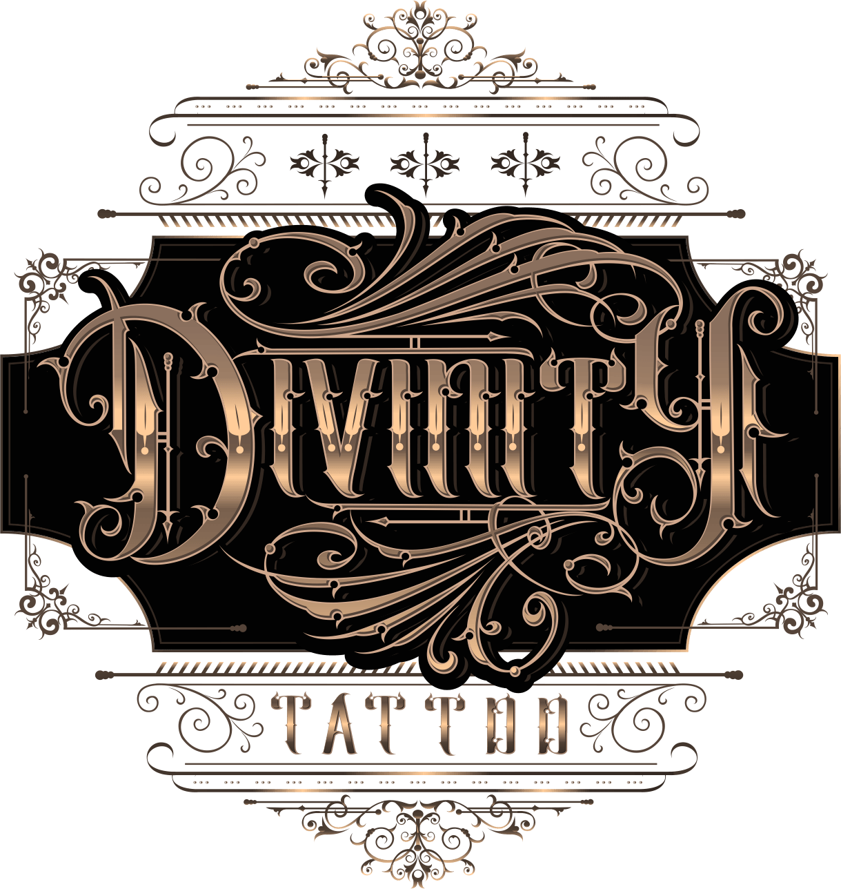 Best Calligraphy Tattoo Divinity Tattoo