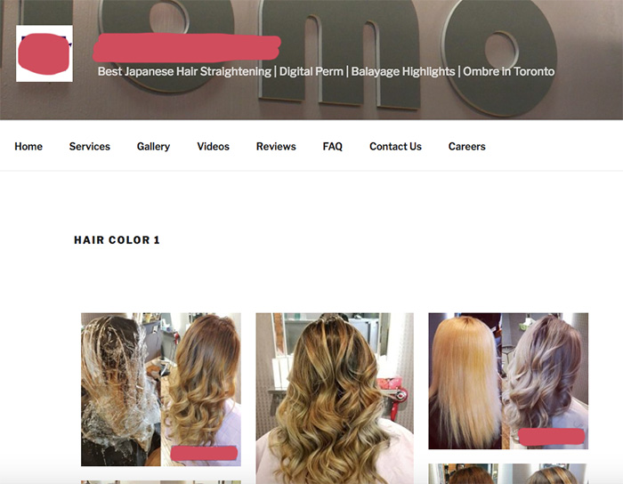 If your salon does Google ads, this will make them 1000 better