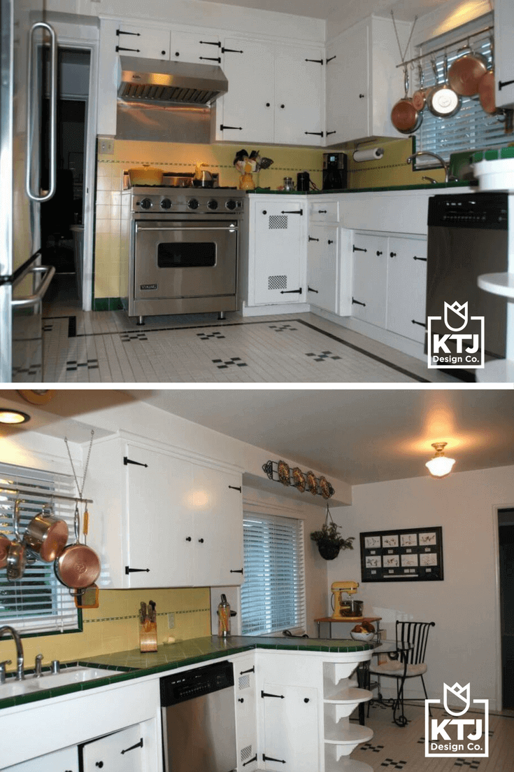 1950s Kitchen Design Why I M Remodeling My Beautiful 1950s Kitchen Ktj Design Co