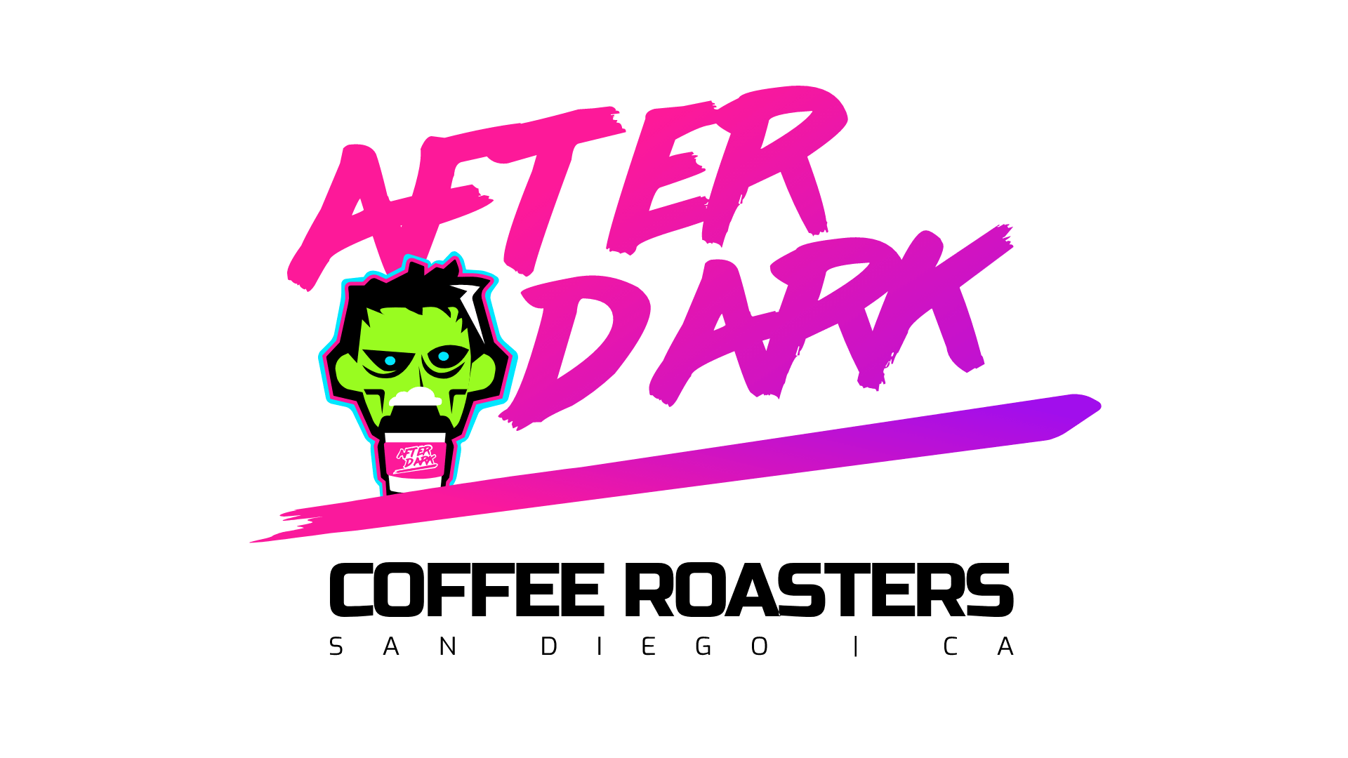 After Drk After Dark Coffee Roasters