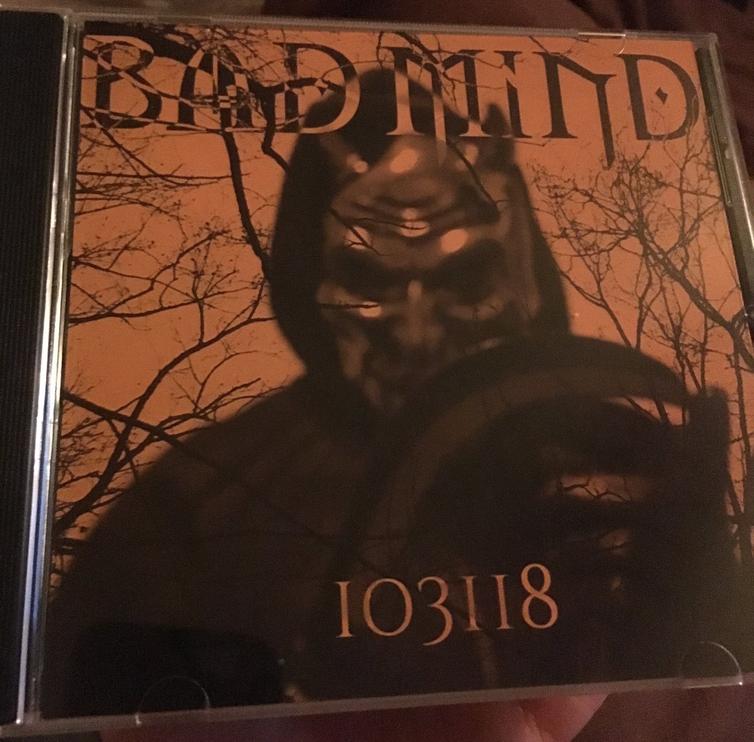 Compact Bad 103118 Now Available On Compact Disc Remix Free Dl Bad Mind