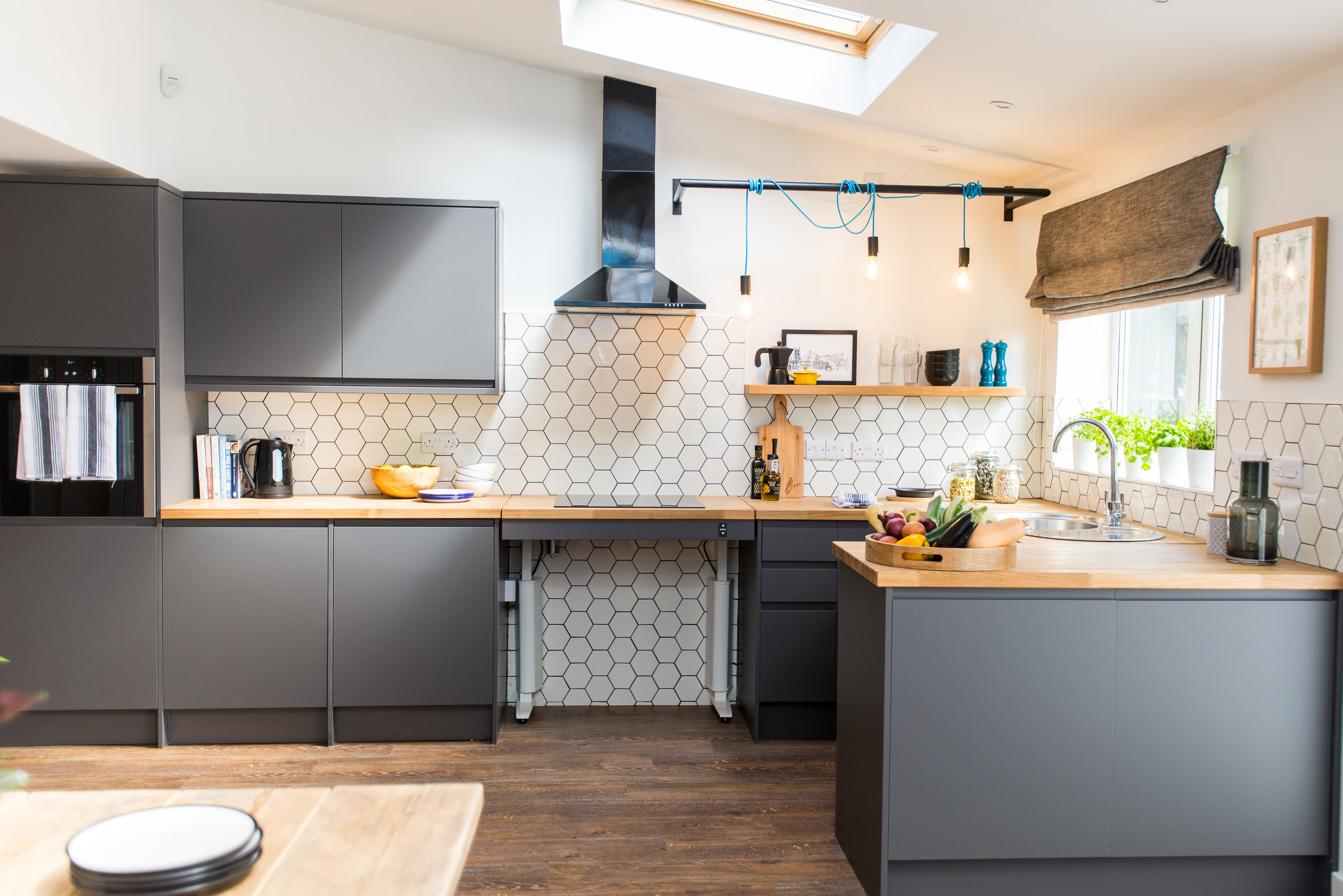 Diy Sos Kitchen Design Stephanie Williams Designs Monochrome Design