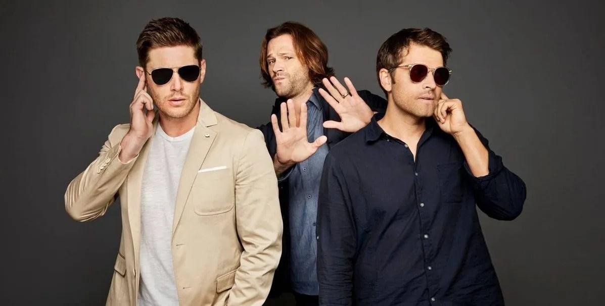 Misha Collins Old Resume Jensen Ackles And Misha Collins Images
