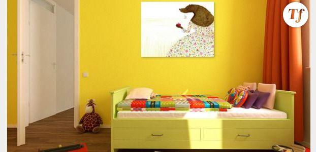 Nos idées de déco de chambre enfant (sans nounours ni couleurs