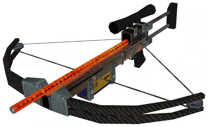 Crossbow Vs Roundup More Popular Weapon Designs: More Ergonomic, More