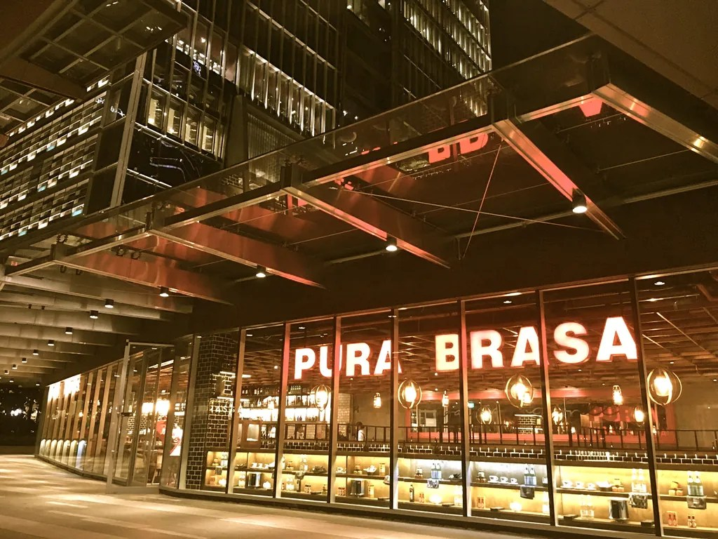 Crearte Collections Rest. Pura Brasa Singapore - Crearte Collections