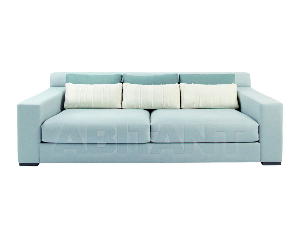 Couch Lila Sofa Lila Light Blue Philippe Hurel Cali02hg, : Buy, оrder оnline On Abitant