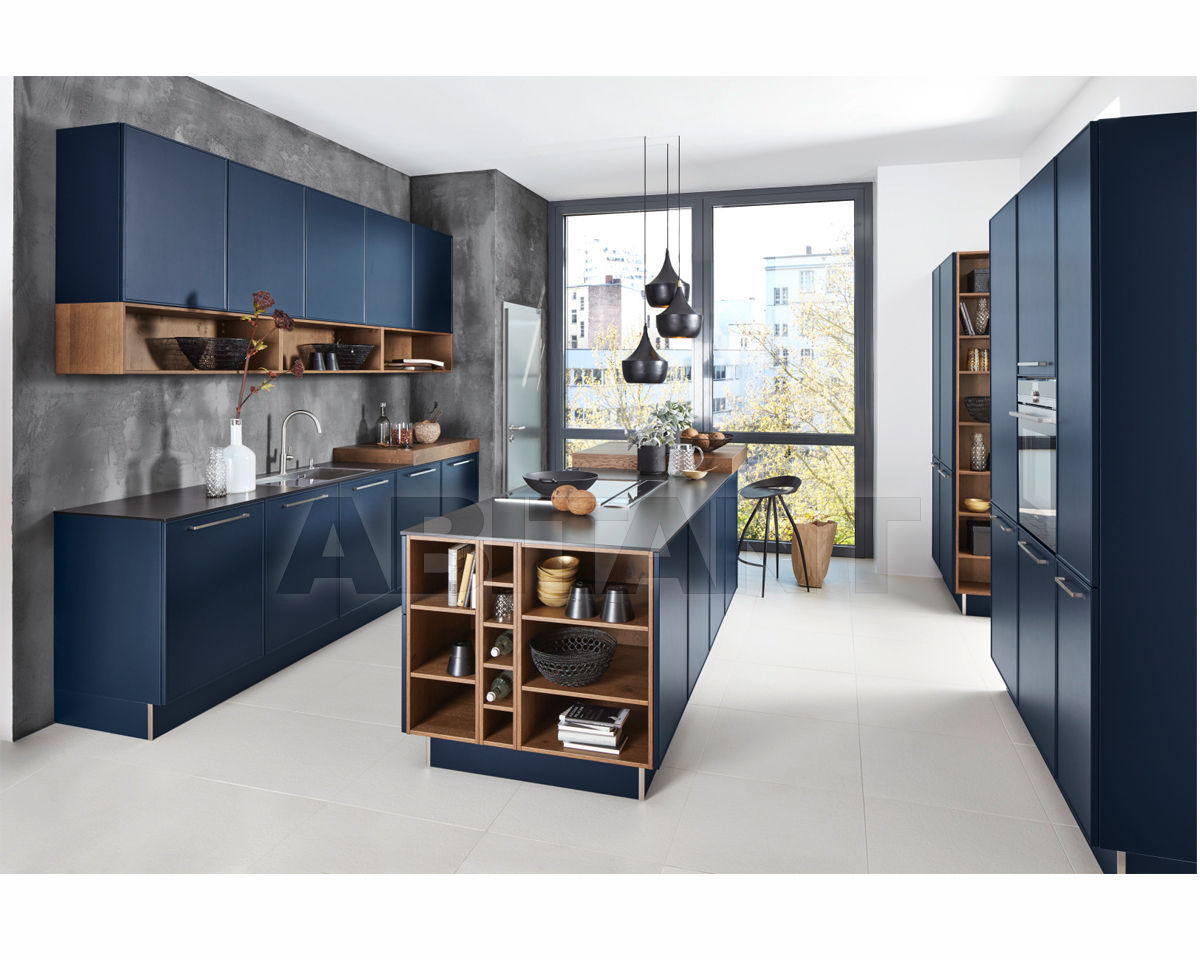 Küchen Nolte Kitchen Fixtures Dark Blue Nolte Kuechen Carisma Lack Deep Blue