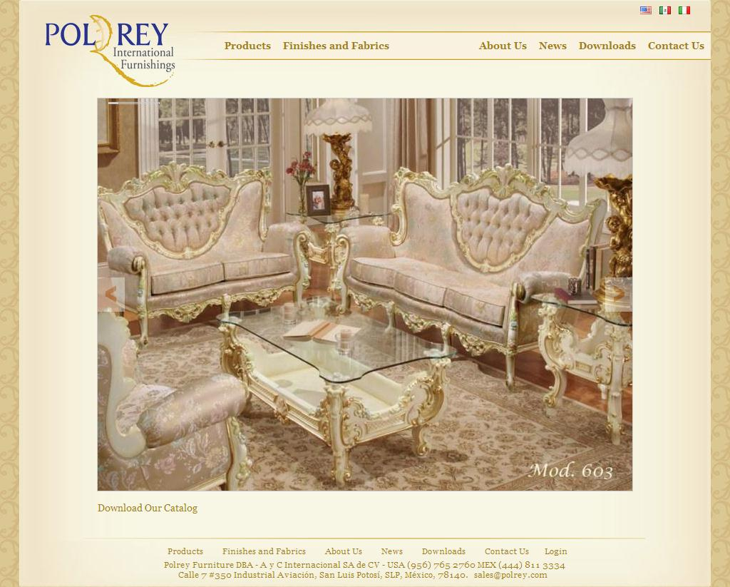 Www Muebles Rey Websites Of Muebles Pol Rey, S.a. De C.v. | Trade Nosis