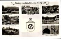Leporello Ansichtskarte / Postkarte Bad Iburg in   akpool.de