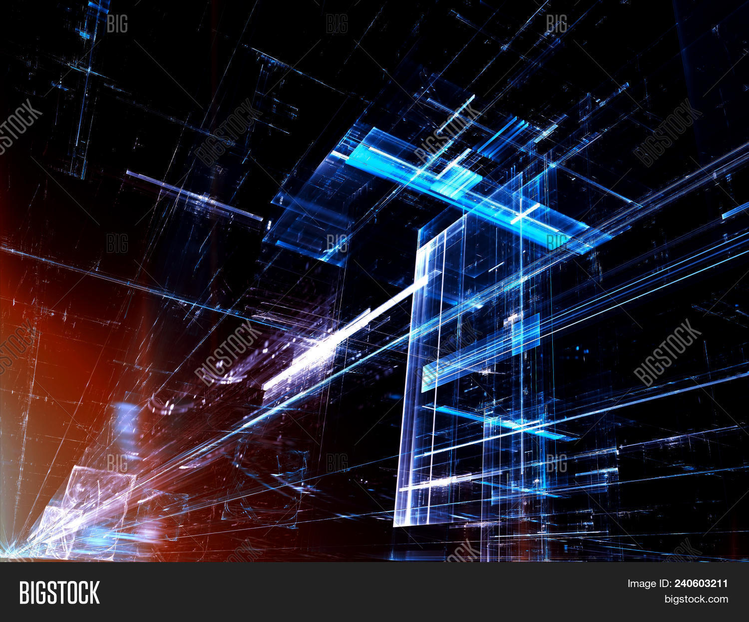 Futuristik Design Technology Background Image Photo Free Trial Bigstock