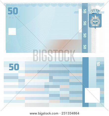 Gift Certificate Voucher Template Vector  Photo Bigstock