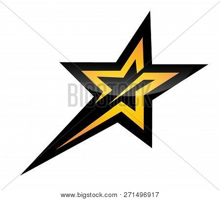 Star Logo Images, Illustrations  Vectors (Free) - Bigstock