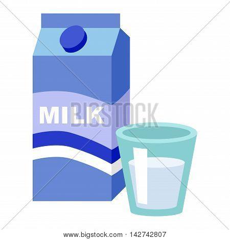 Milk Carton Box Screw Vector  Photo (Free Trial) Bigstock