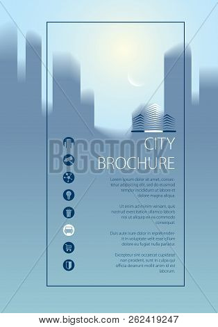 Simple City Traveling Vector  Photo (Free Trial) Bigstock