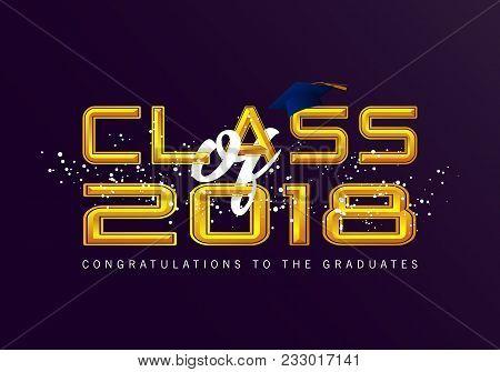 Graduation Label Vector  Photo (Free Trial) Bigstock - congratulation graduation